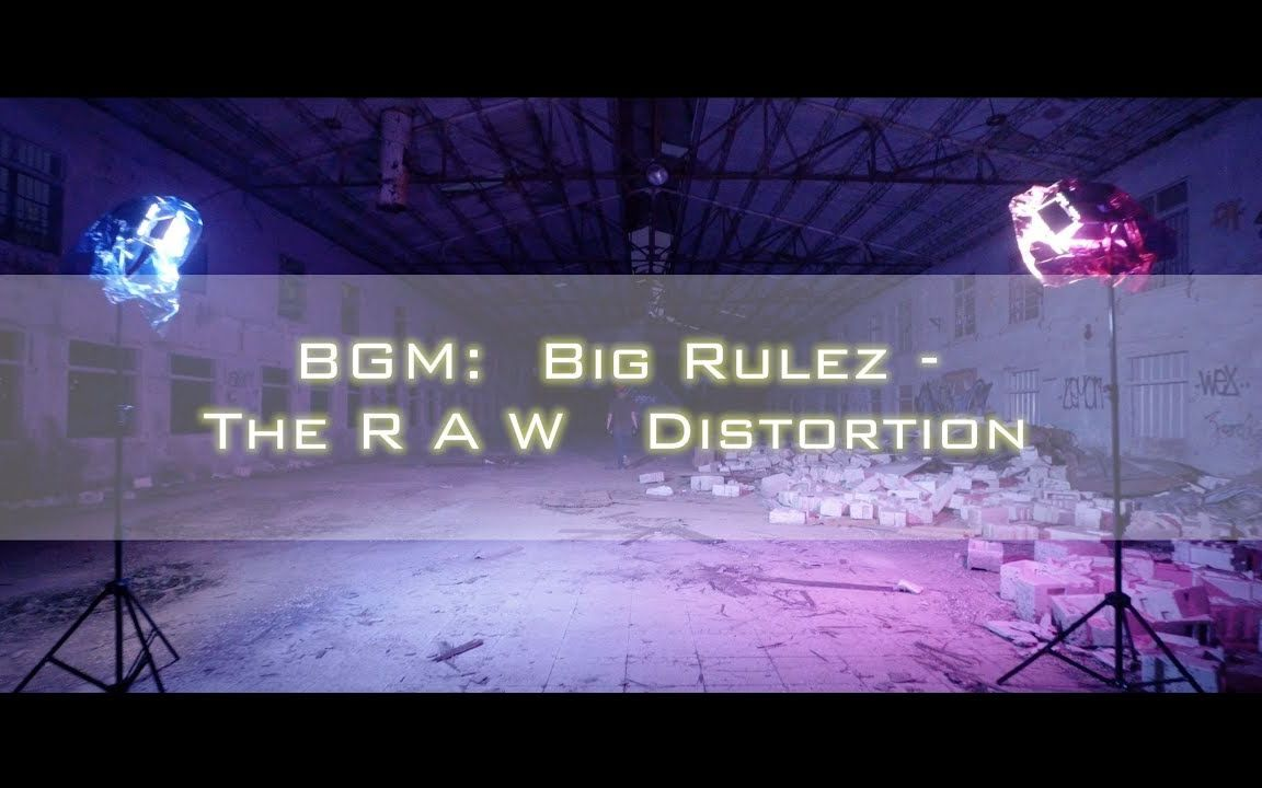 | Big Rulez - The R A W   Distortion | Krump Choreography by Lil Lord Break